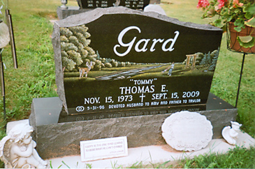 Etched Monument 21 - Gard