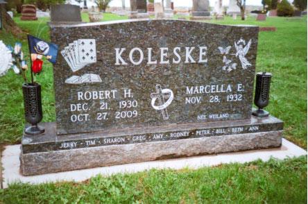Standard Monument 9 - Koleske