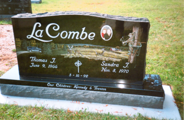 Etched Monument 1 - LaCombe