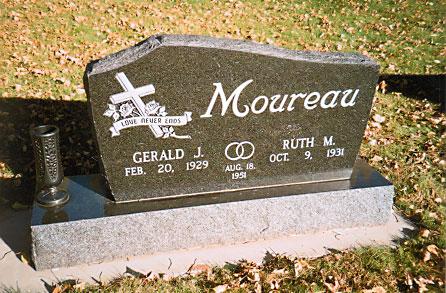 Standard Monument 17 - Moreau