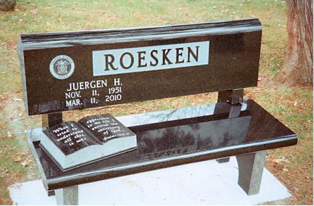 Bench 10 - Roesken