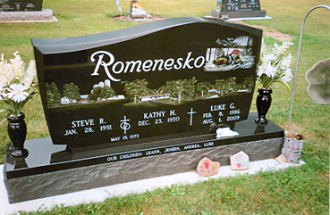 Etched Monument 12 - Romenesko