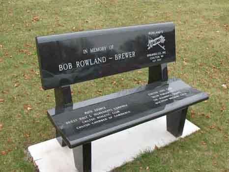Bench 4 - Rowland
