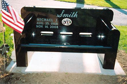 Bench 11 - Smith
