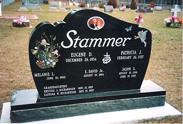 Etched Monument 10 - Stammer