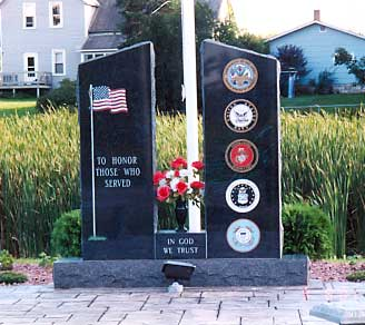 Tigerton Veterans Memorial