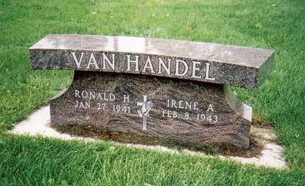 Bench 2 - Van Handel