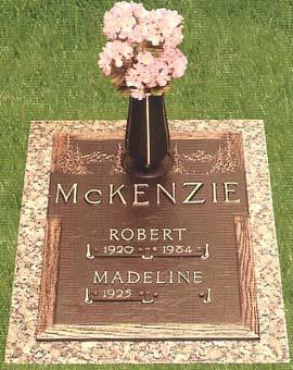 Bronze 1 - McKenzie