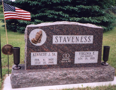 Bronze 15 - Staveness