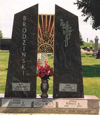 Bronze 13 - Brodzinski