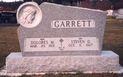 Carved Monument 1 - Garrett