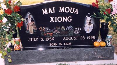 Portrait 4 - Mai Moua Xiong