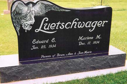 Etched Monument 18 - Luetschwager