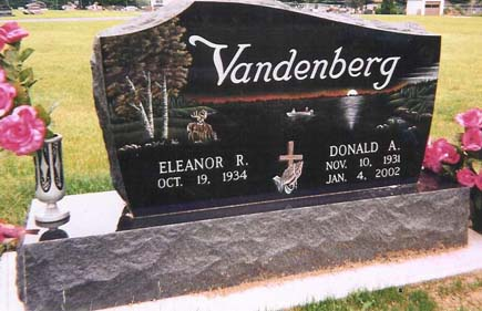 Etched Monument 19 - Vandenberg