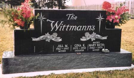 Standard Monument 10 - Whitmann