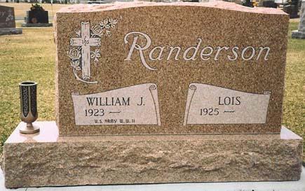 Standard Monument 11 - Randerson
