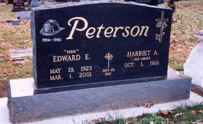 Standard Monument 1 - Peterson