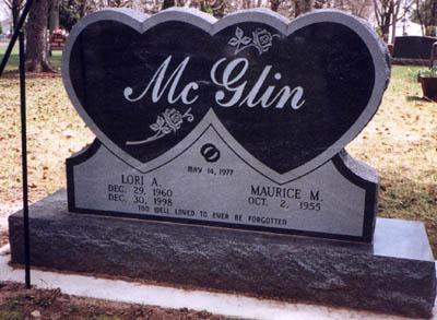 Standard Monument 4 - Mc Glin
