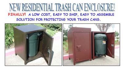 Bear Proof Trash Containers Bear Proof Trash Enclosures Bear Proof