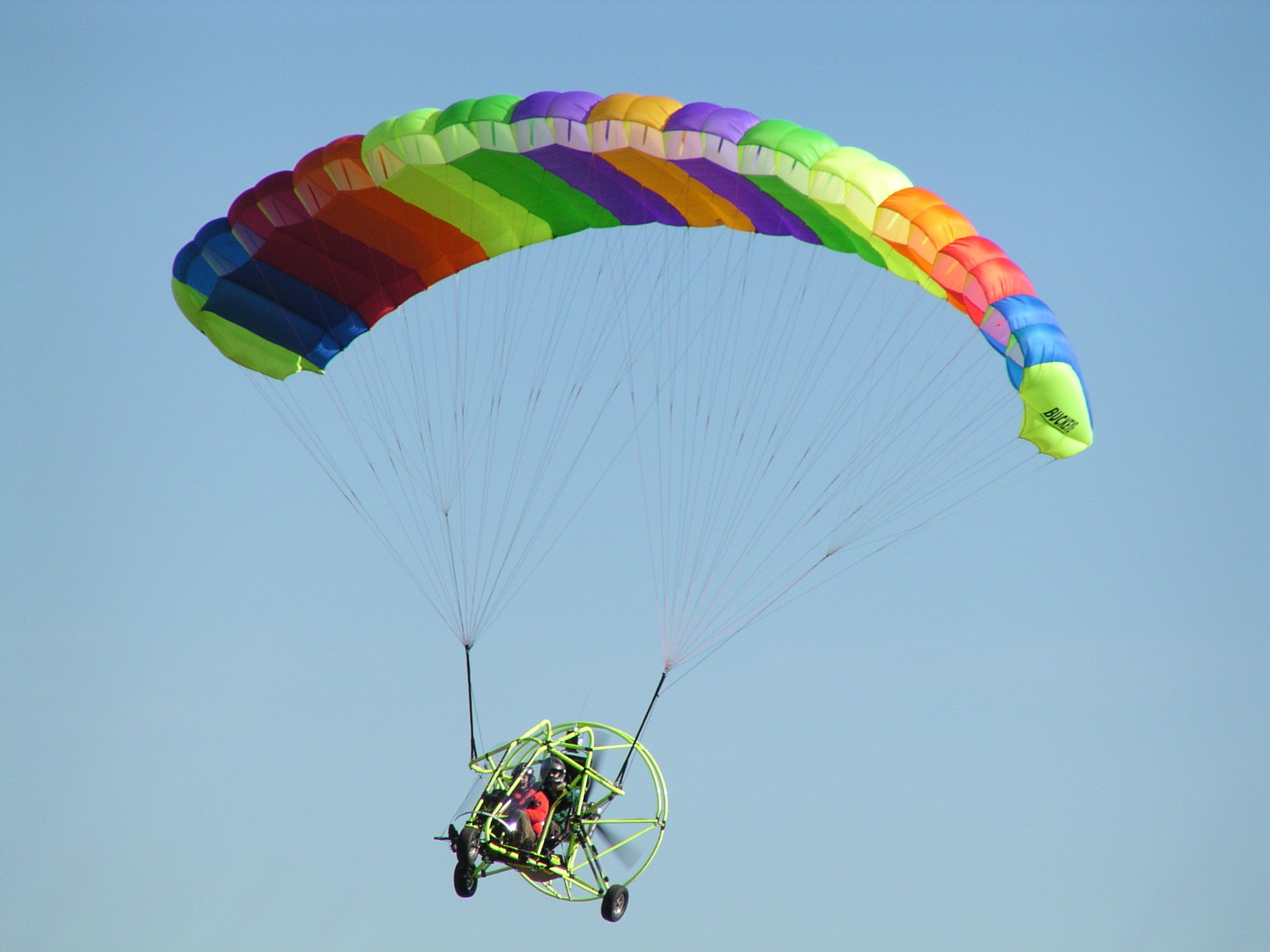Why Fly A Powered Parachute | Party Invitations Ideas